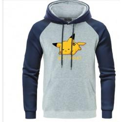Hoodie Pikachu Not today