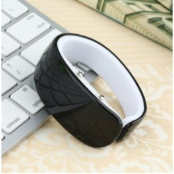 Montre Numerque a LED bracelet en caoutchouc