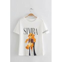 T-Shirt Simba Working