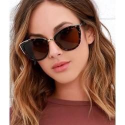 2020 mode lunettes De soleil yeux De chat femmes marque Design Vintage femme lunettes rétro