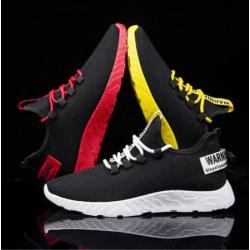 baskets décontracté à lacets styles streetwear