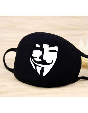 Masque Anti-poussière coton santé Anonymous