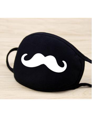 Masque anti poussiere FFP2 Moustache