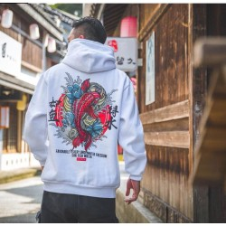 Sweat Carpe-Japan Style Red