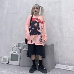 Harajuku Anime t-shirt...