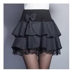 Mini Jupe Gothique Mignonne...