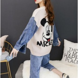 Veste Patchwork Mickey Disney