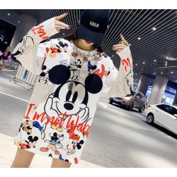 Sweat a Capuche StreetMickey
