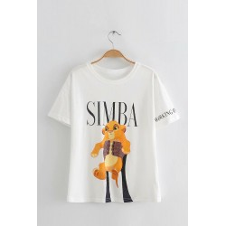 T-Shirt Simba Working