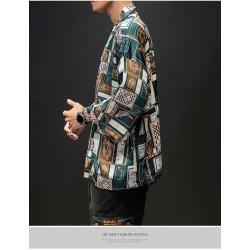 Chemises Hawaïennes Streetwear