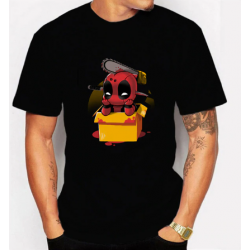 T-shirt Deadpool T-shirt...