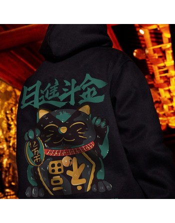 maneki neko sweat